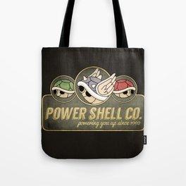 Power Shell Co. Tote Bag