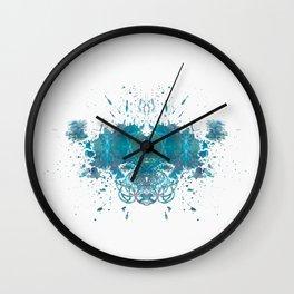 Inkdala XXXI - Psychology Art Wall Clock