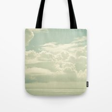 As the Clouds Gathered Tote Bag