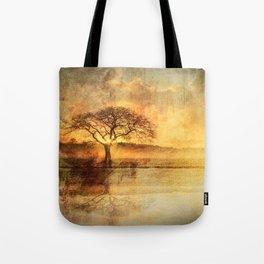 Sunset On The Savannah Tote Bag