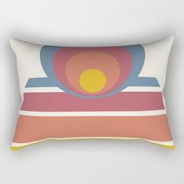 Circles & Dots 04 Rectangular Pillow