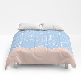 SORBETEBLUE Comforters