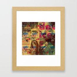 Devices Framed Art Print