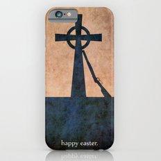EASTER 1916 - Irish | Vector | Abstract | Surrealism | retro | Vintage | Ireland | Dublin Slim Case iPhone 6s
