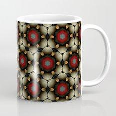 Metallic Deco Little Leaves Mug