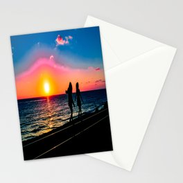 Don't Trip Stationery Cards