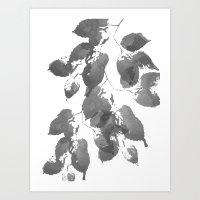 Foliage 5 Art Print