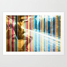 Eternal Wait Art Print