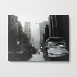 Manhattan 1975 Metal Print