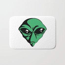 Aliens Bath Mat