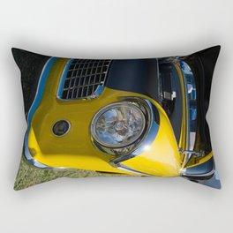 Vintage Auto Front End Rectangular Pillow