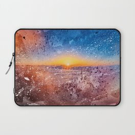 Acrylic San Francisco Sunrise Laptop Sleeve