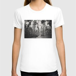 the path through the forest ...  T-shirt