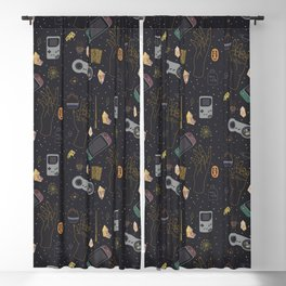 Gamer Witch Starter Kit Blackout Curtain