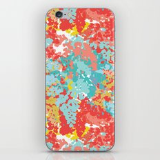 Summer Cammo iPhone & iPod Skin
