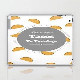 Tacos Laptop & iPad Skin