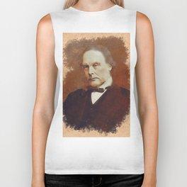 Joseph Lister, Medical Pioneer Biker Tank