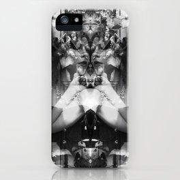 hallucinations 001 iPhone Case