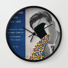 José Luis Wall Clock