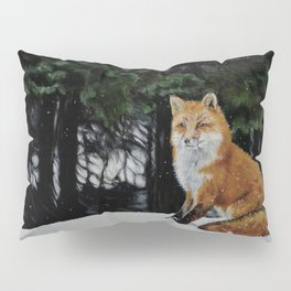 Red Fox of Algonquin by Teresa Thompson Pillow Sham