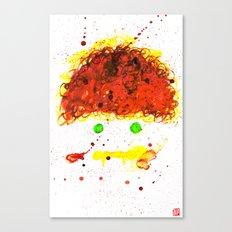 Monster Series=En__Wou Canvas Print