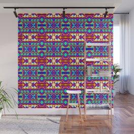Abstract Pattern ZA Wall Mural