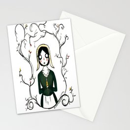Over The Garden Wall- Lorna Stationery Cards