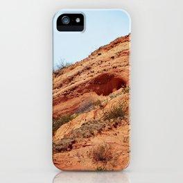Sandy Knoll iPhone Case
