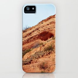 Sandy Knoll iPhone Case