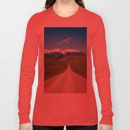 Old Country Road Long Sleeve T-shirt