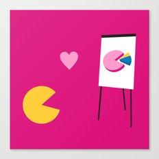 Office Romance - Variant Canvas Print