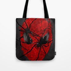 Crawly Eyes Tote Bag