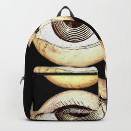 Three Eyes, Eyeballs Watching You Backpack