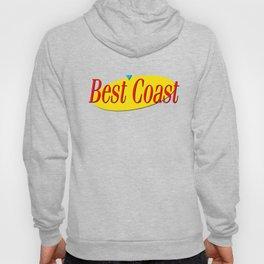 Best Coast - Seinfeld style Hoody