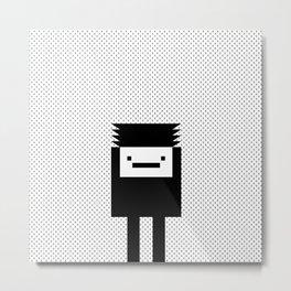 Robot - 1 Metal Print