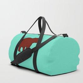 The Incredible Bear Duffle Bag