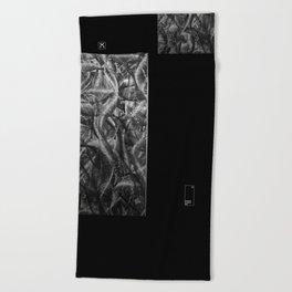 MONOCHROME - MC10 -MTLL Beach Towel