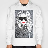 chic Hoodies featuring CHIC by The Curly Whirl Girly.