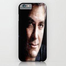 George Clooney iPhone 6 Slim Case