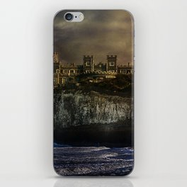 Storm Front On The Seafront iPhone Skin