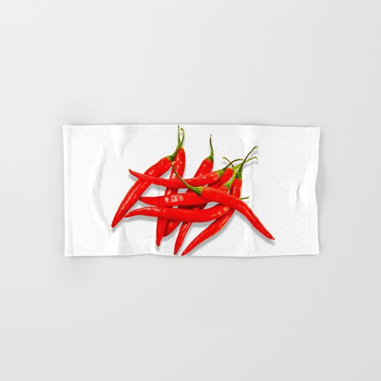 Spicy Hand & Bath Towel