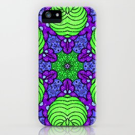 Brussel Sprout iPhone Case