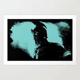 Once were Spartans Art Print