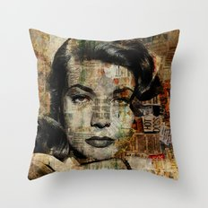 Lauren B. Throw Pillow