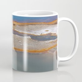 Yellowstone: Sulfur Pool 1 Coffee Mug