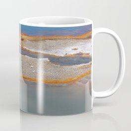 Yellowstone: Sulfur Pool 1 Coffee Mug