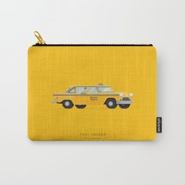 Taxi Driver  | Famous Cars Carry-All Pouch