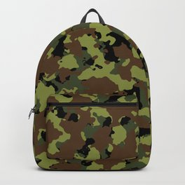 Jungle Camo Backpack