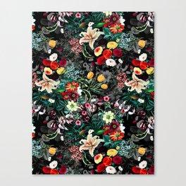 Summer Botanical Garden XII Canvas Print