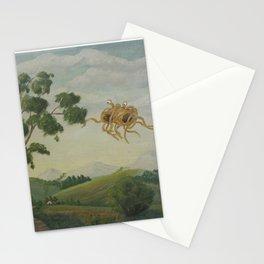 Flying Spaghetti Monster Stationery Cards